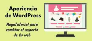 apariencia wordpress