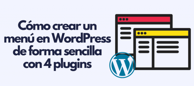 Menu en WordPress