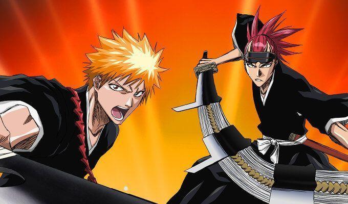 mejores anime bleach