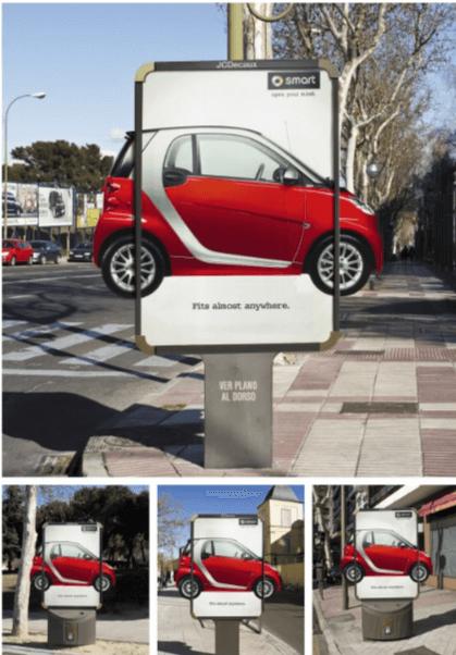 anuncios publicitarios street marketing
