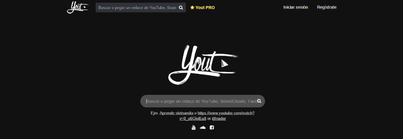 descargar videos youtube gratis yout
