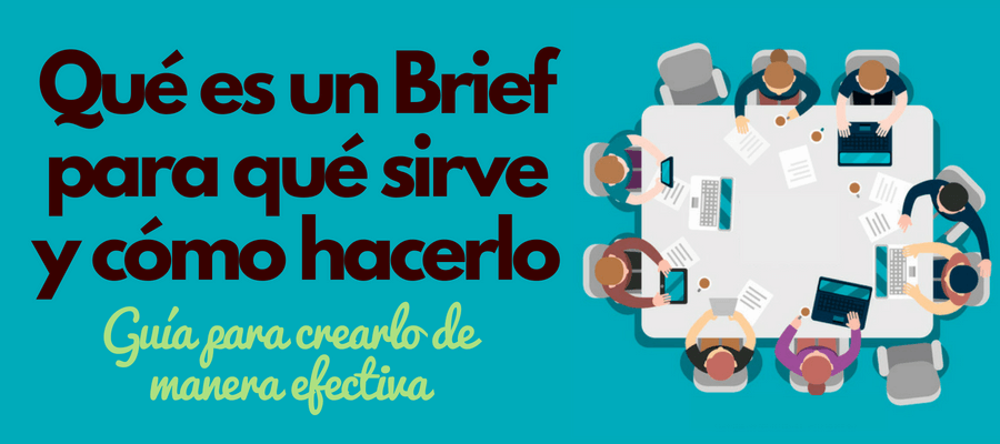 briefing que es marketing publicidad creativo