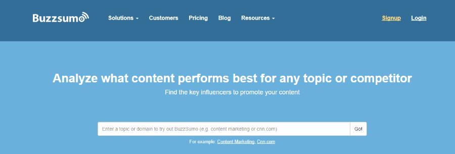 herramientas twitter redes sociales buzzsumo
