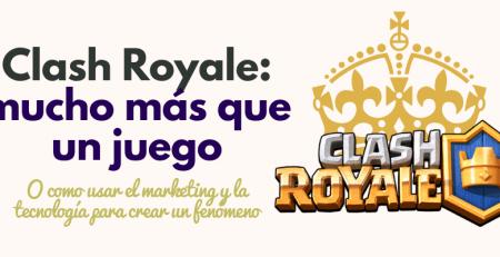 clash royale marketing