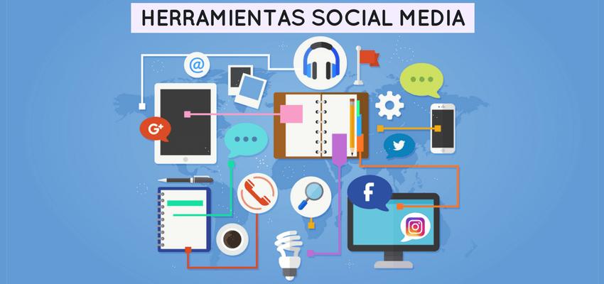community manager herramientas social media gestión redes sociales