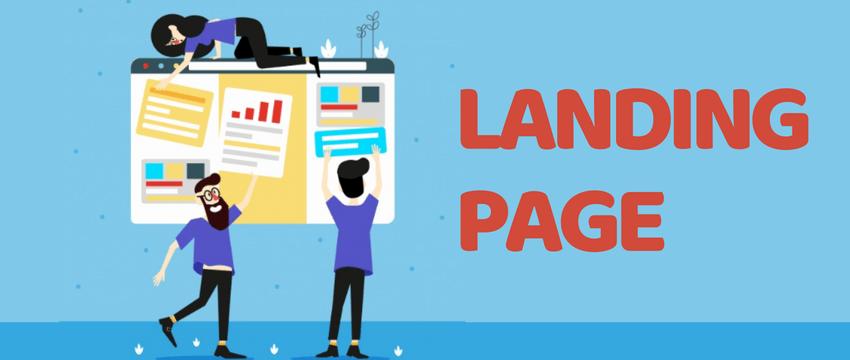 como hacer una landing page herramientas