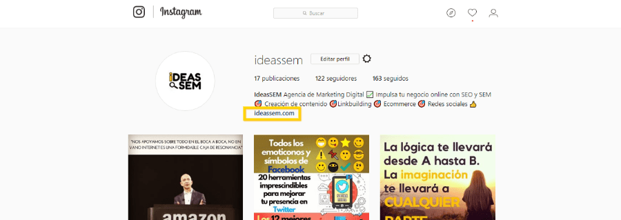 conseguir backlinks gratis instagram