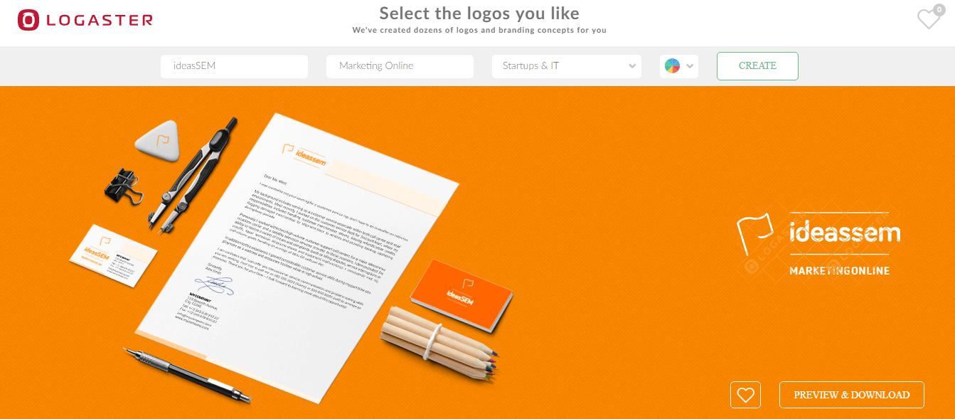 crear logo gratis online online