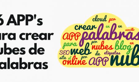 Crear nube de palabras online: 5 herramientas para hacer nubes de tags de forma sencilla