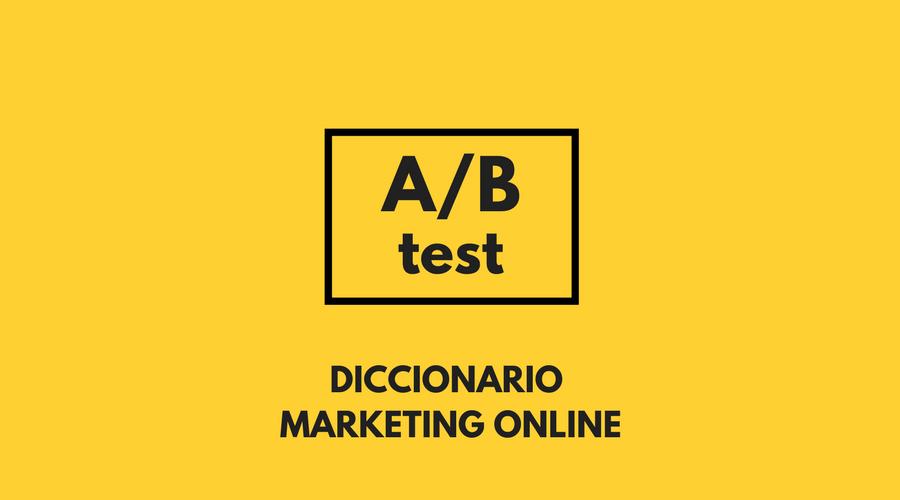 qué es un A/B test