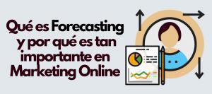 forecasting marketing online que es forecast
