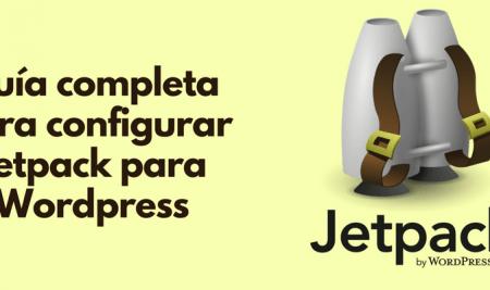 Jetpack para WordPress – Todo lo que debes saber
