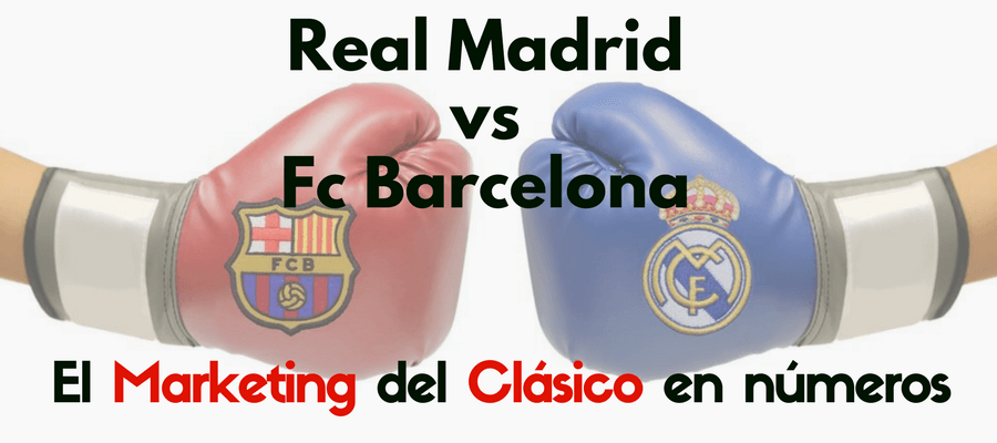 marketing real madrid barcelona clasico