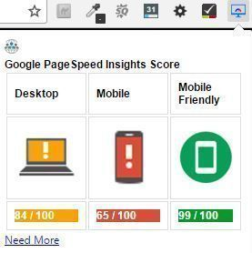 pagespeed insights seo