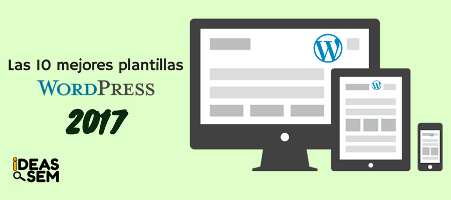 plantillas de wordpress