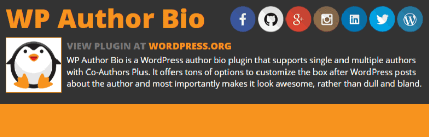 plugins autor wordpress
