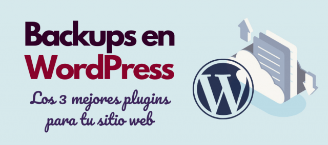 plugins para copias de seguridad en WordPress