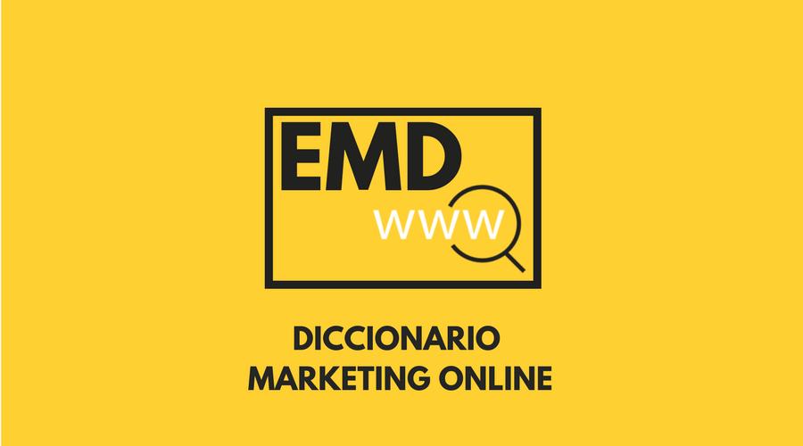 qué es EMD exact match domain dominio coincidencia exacta palabra clave keyword