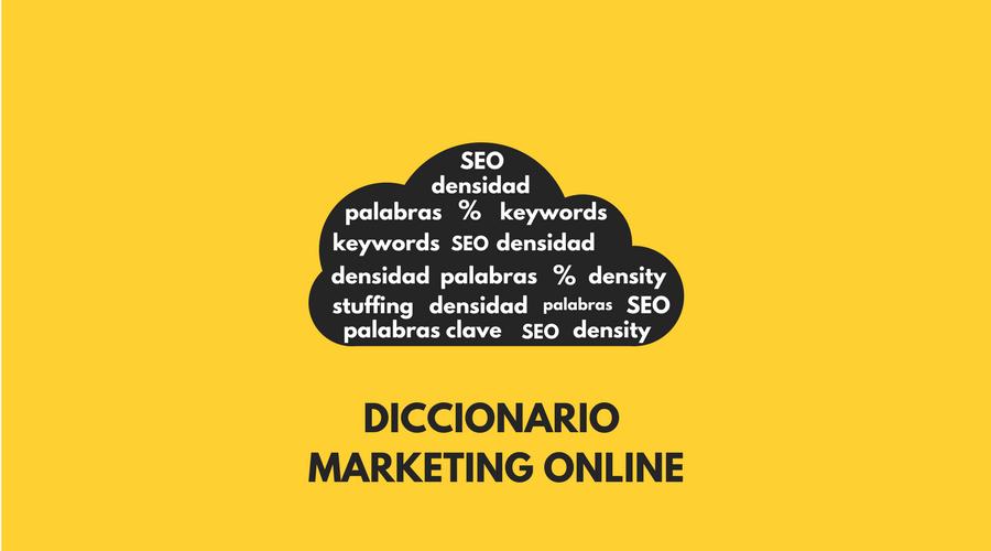 qué es la densidad de palabras clave SEO keyword density