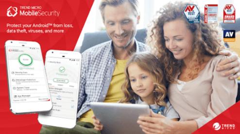 trend micro mobile security antivirus gratis android
