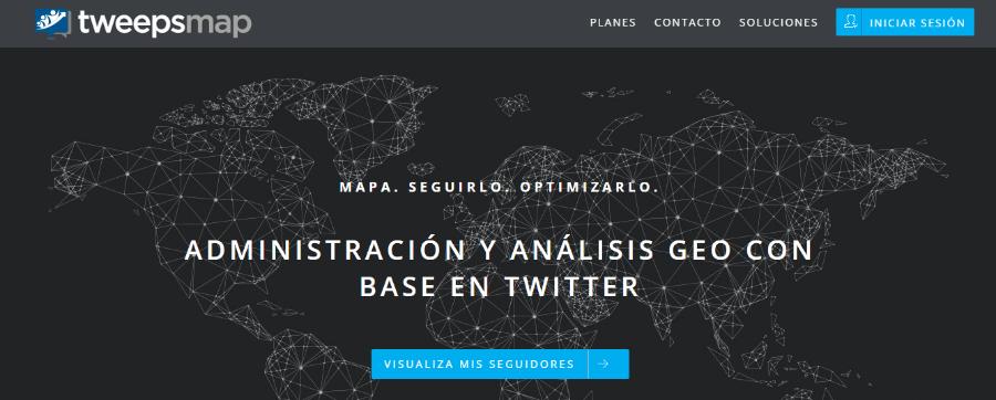 herramientas twitter tendencias tweepsmap