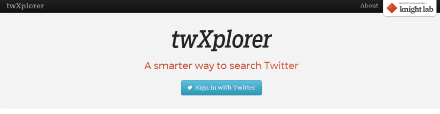 herramientas twitter twxplorer