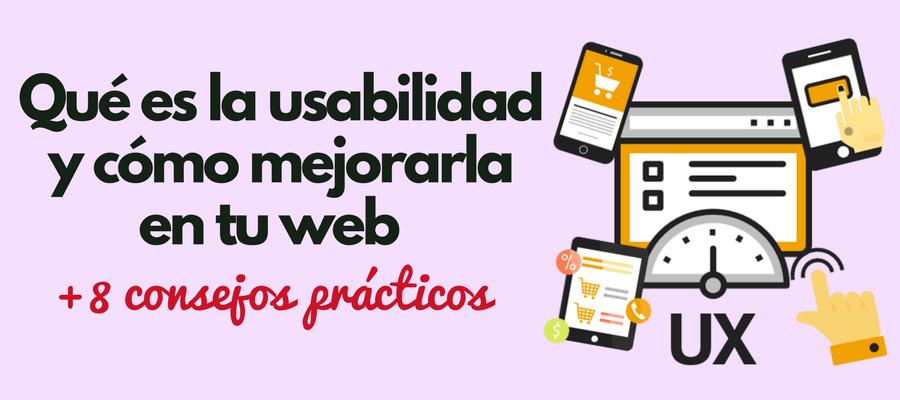 usabilidad web que es SEO